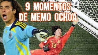 9 Momentos de Memo Ochoa que Marcaron su Carrera Boser Salseo
