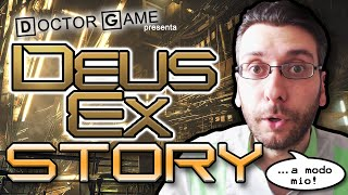 In occasione delluscita di Deus Ex Mankind Divided facciamo un passo indietro fino alle originid i questa eccezionale saga alla scoperta dei trascorsi dello