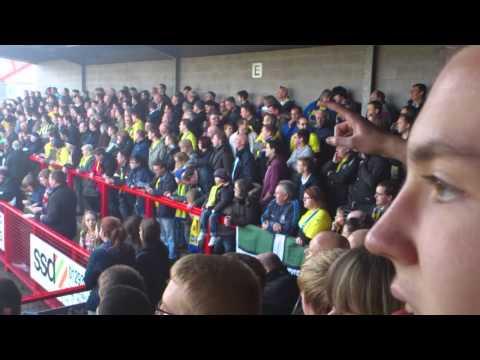 Torquay United fans @ Crawley