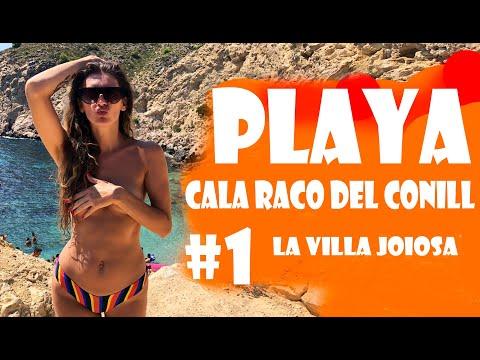 Playa Nudista Cala  Raco Del Conill/ Нашли классный пляж в Испании