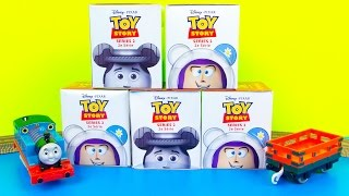 Disney Toy Story Vinylmation Delivered by Thomas the Tank Engine