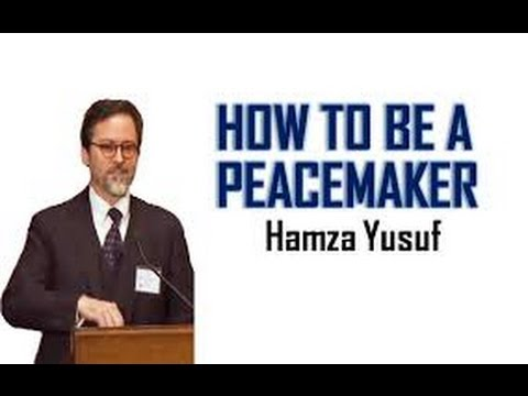 Hamza yusuf at his best.(full video)