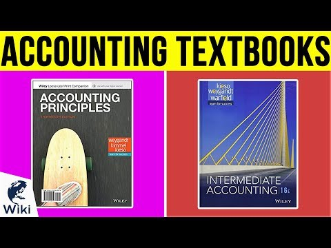 Top 10 Accounting Textbooks Of 2019 Video Review