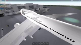 Roblox Beta Fleet Boeing 747-i8 Flight