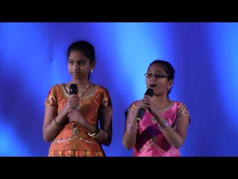 Krishna Janardhana song by Shriya and Sravya