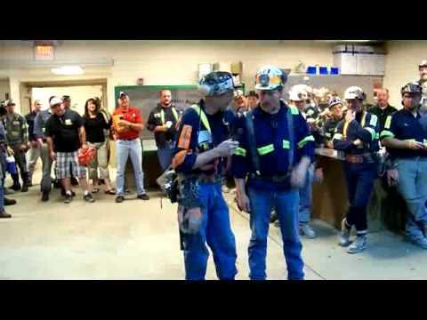 Dancing Coal Miner