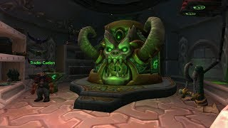 WoW One Step Closer / Deciphering Demonology / Dark Secrets Legion Archaeology Quest Guide