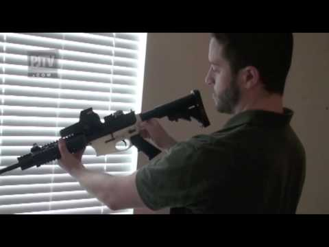 Defense Distributed's Cody Wilson Explains the Printed Firearm