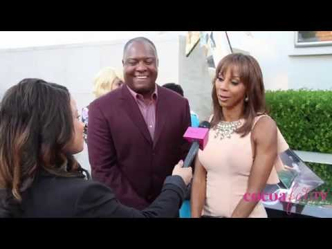 Holly & Rodney Peete Talk Autism & Making Their Hollywood Marriage Last