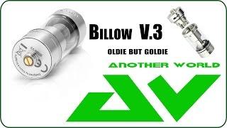 Годный бак атомайзер Billow v.3 One of the best Tank(Распаковываем новый Billow V.3 Крутим вертим, разбираем. Первое впечатление, делимся мыслями. Слушаем советы...., 2016-05-28T00:49:03.000Z)
