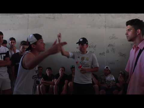 STREET BATTLE - AMT VS YOUNG POST [FILTROS]