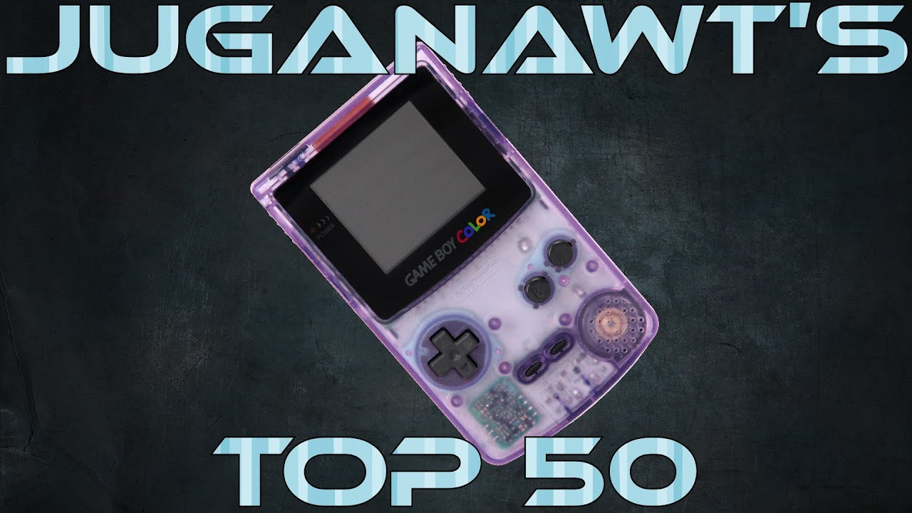Top 50 Game Boy Color Games of All Time! In 1080p 60FPS ...