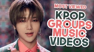 «TOP 50» MOST VIEWED KPOP GROUPS MUSIC VIDEOS OF 2018 (October, Week 3)
