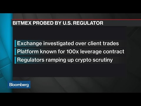 BitMEX Crypto Exchange Probed by U S  Regulator Over Client Trades