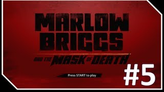 Marlow Briggs And The Mask of Death - Gameplay PC Games - Parte #5