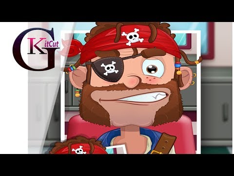 Crazy Rockstar Makeover For Kids | Relaxing Spa | Hair Salon & Shave Game
