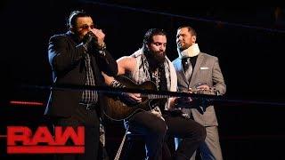 Elias and The Miztourage have the blues: Raw, Nov. 27, 2017