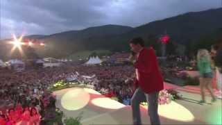 """Marc Pircher Live @ """"Wenn die Musi spielt"""" Open Air 2013"""