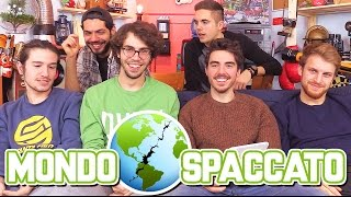 Il Mondo è SPACCATO in due