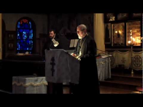 Introducing the Orthodox Church in American Culture. Fr Damick Part 1.mp4