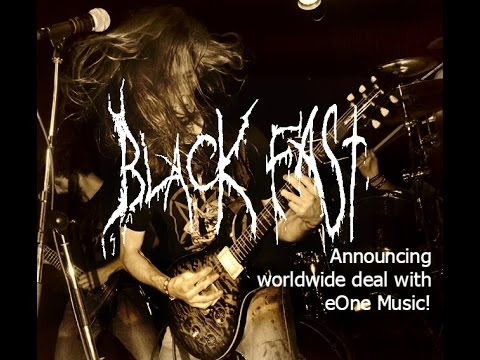 Black Fast announces worldwide deal with eOne Music
