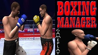 Boxing Manager Gameplay PC HD