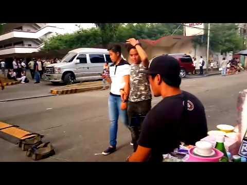 Shooting 'Ang Probinsyano' with Coco Martin