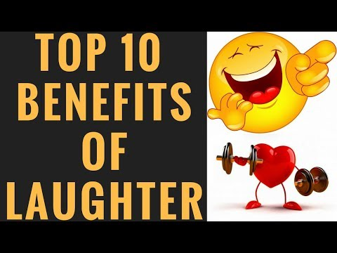 6 Ways In Which Laughter Can Improve Your Fitness