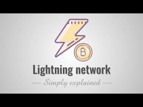 Bitcoin's Lightning Network, Simply Explained!