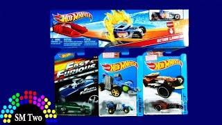Video Đồ chơi Đường đua căn bản và Xe đua Hot Wheels cho trẻ em ACTION LAUNCHER | SM Two download MP3, 3GP, MP4, WEBM, AVI, FLV Oktober 2018