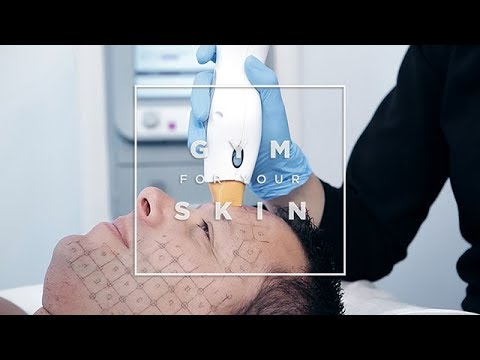For Men Only – Gym For Your Skin