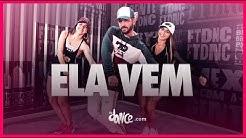 Ela Vem - MC G15 e MC Livinho | FitDance TV (Coreografia Oficial) Dance Video