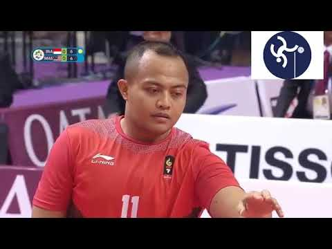 Malaysia Vs Indonesia Asian Games 2018 Gold Medal Match