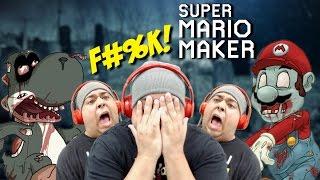 R.I.P. ME!!! I'M F#%KING DEAD!!! [SUPER MARIO MAKER] [#85]