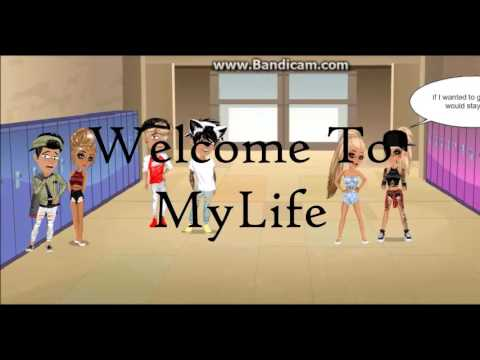 Welcome To My Life ~ Msp Version (2,000 subs special)