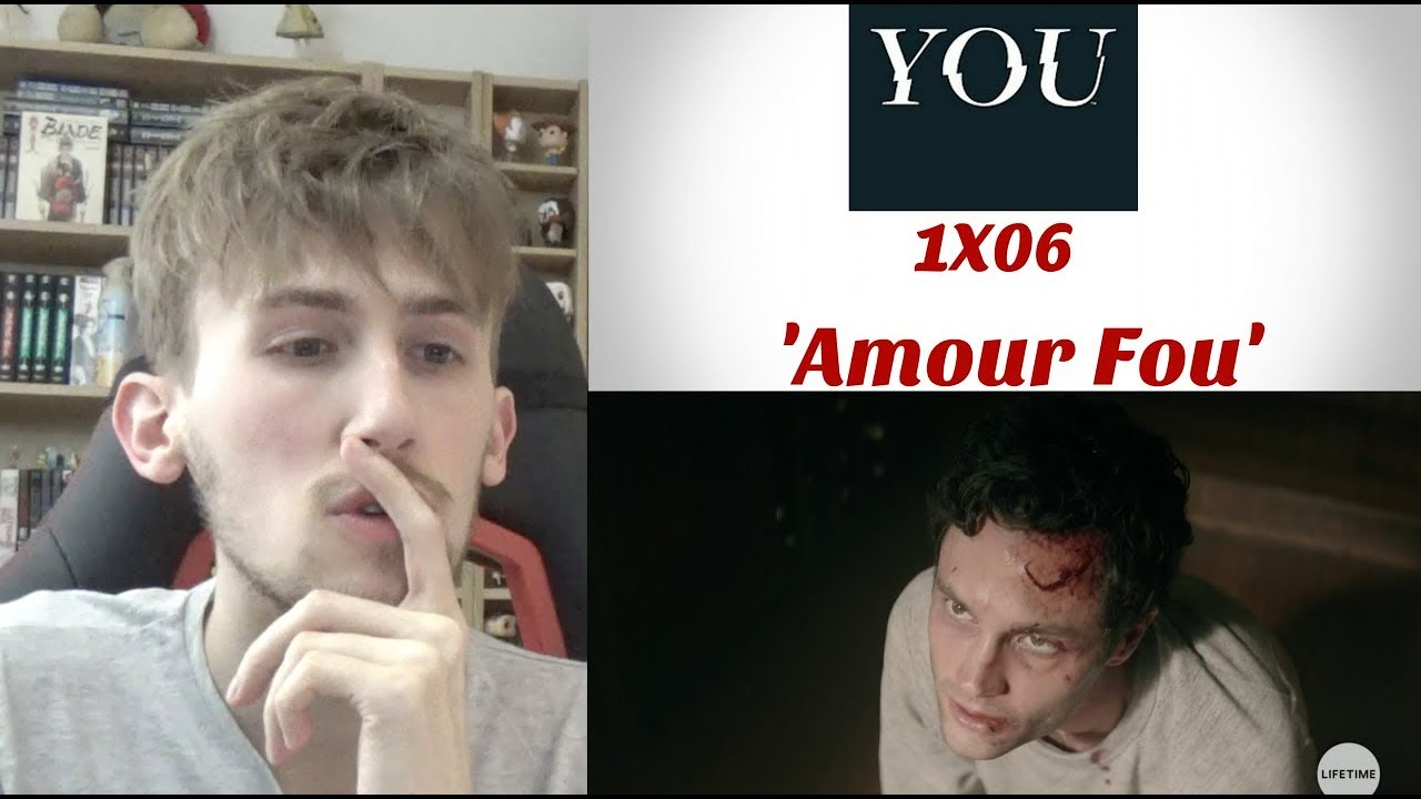 YOU Season 1 Episode 6 - 'Amour Fou' Reaction