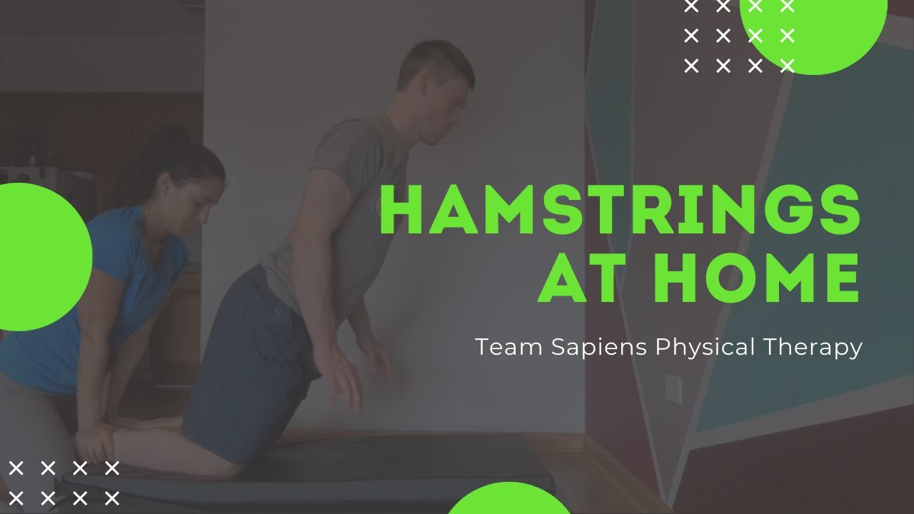 Hamstrings at home