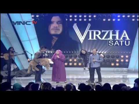 "Konser ""SATU"" Virzha 24 5 2015, Surprise Yg Mengharukan & Ramalan Percintaan Virzha (part 3)"
