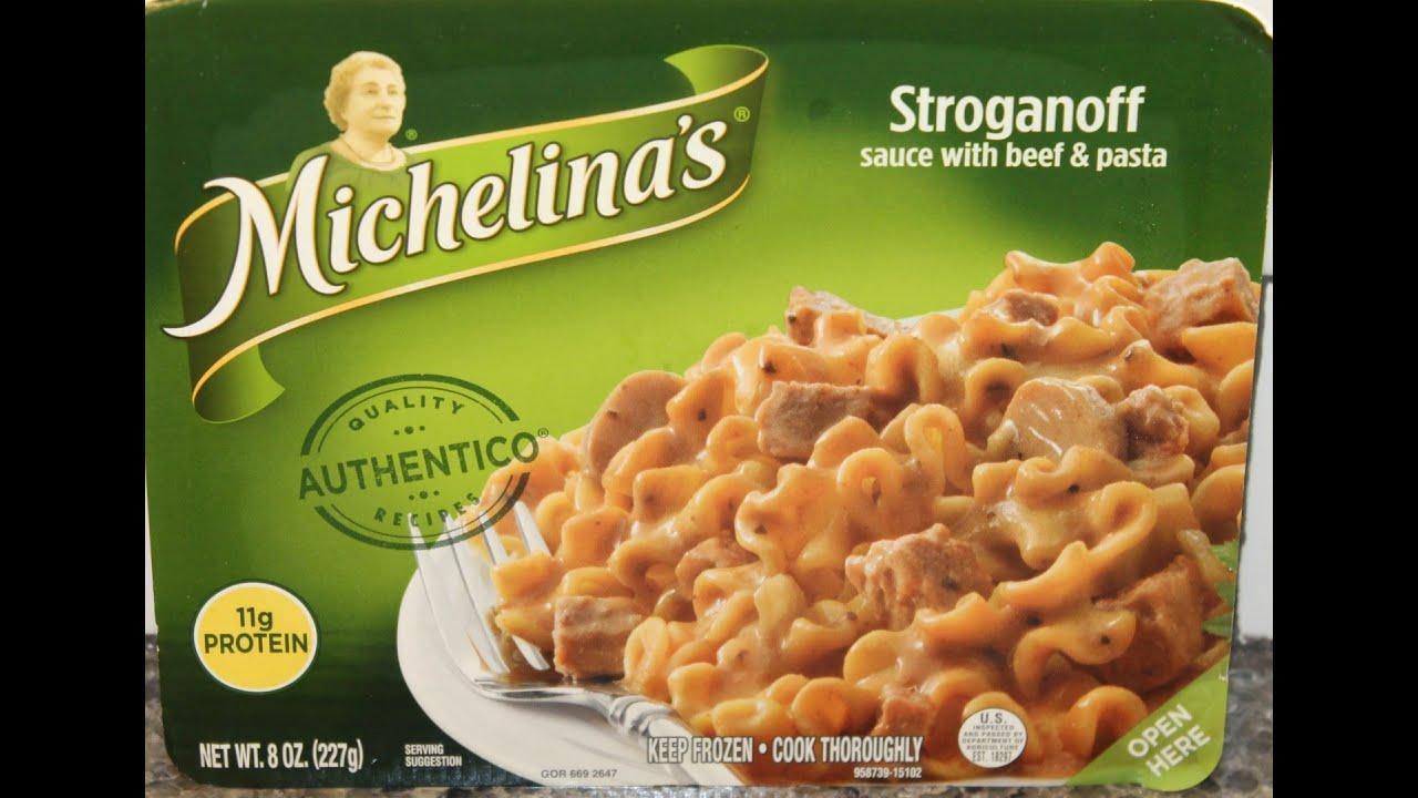 Michelina's Stroganoff Review