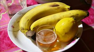 Why Golden Banana is Good for Men | Be a king with Banana and Lemon Milkshake