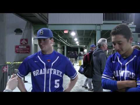Wamps Baseball has strong showing in MIAA Super 8 Tournament