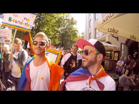 The 9th Edition of Baltic Pride 2017 in Tallinn, Estonia | Gay Travel Blog Coupleofmen.com
