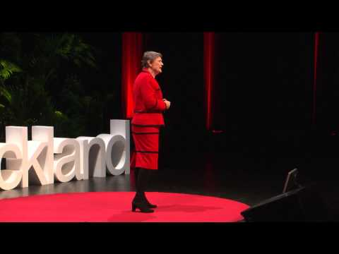 Yes she can: Helen Clark at TEDxAuckland