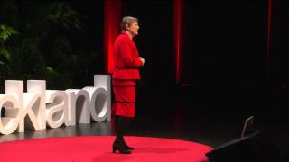 Yes she can: Helen Clark at TEDxAuckland video