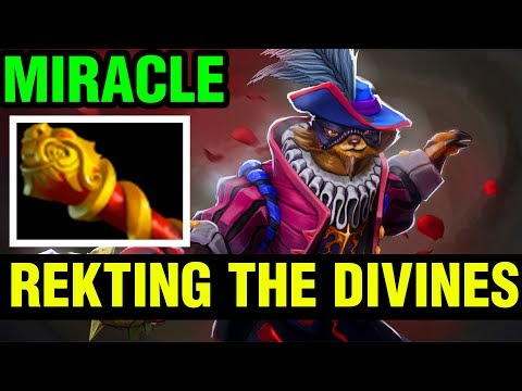 14 KILLS IN 3 MINUTES REKT! - Miracle- Phantom Lancer Full Game 7.15 Gameplay - Dota 2