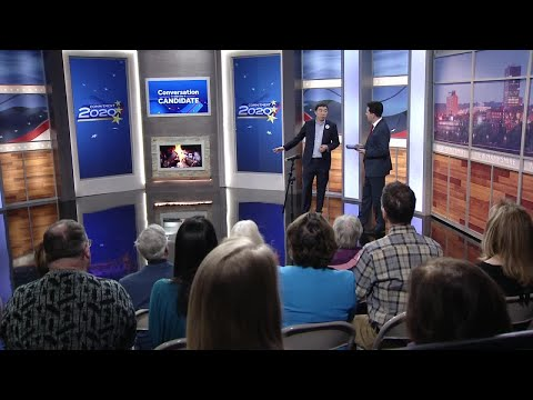 'Conversation with the Candidate' with Andrew Yang: Online exclusive