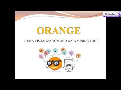 Orange Data Mining Tool