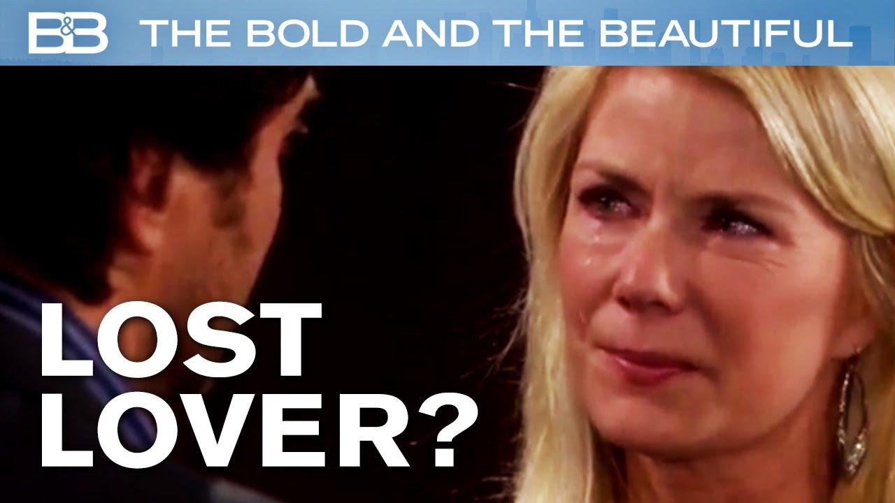 the bold and the beautiful brooke meets ridge