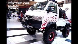 Suzuki Carry Off Road