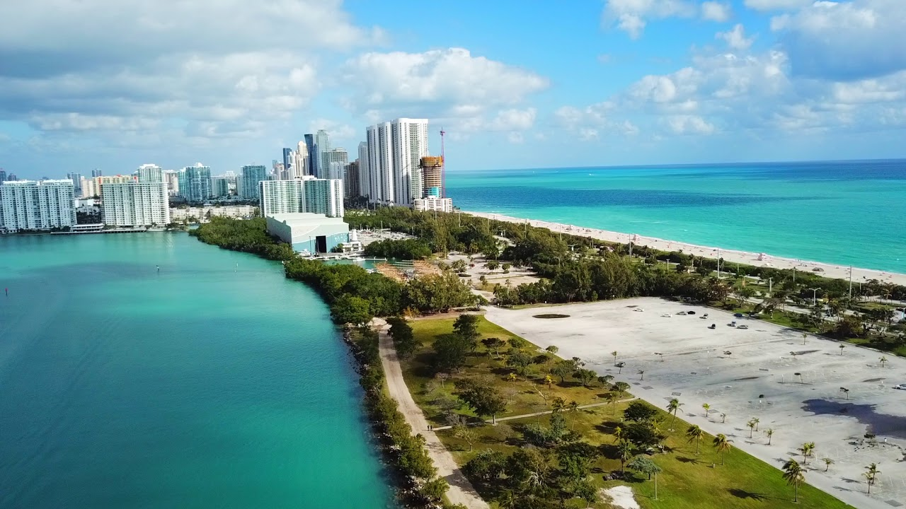 Haulover park, Miami, Florida - YouTube